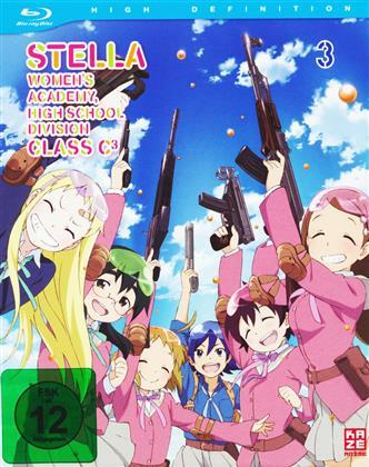 Stella Women's Academy - High School Division Class C3 - Vol. 3 (Mediabook)
