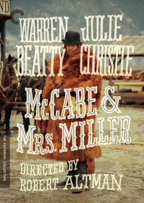 McCabe & Mrs. Miller (1971) (Criterion Collection, 2 DVDs)