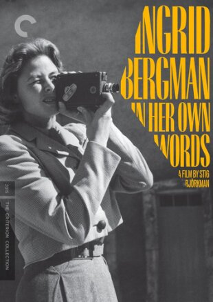 Ingrid Bergman - In Her Own Words (2015) (Criterion Collection)