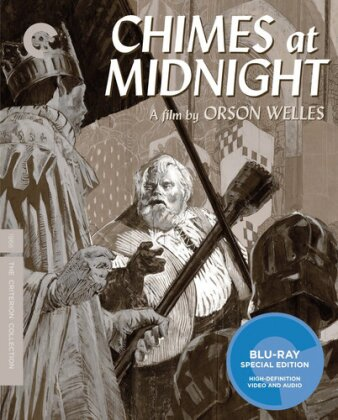Chimes at Midnight (1965) (n/b, Criterion Collection)