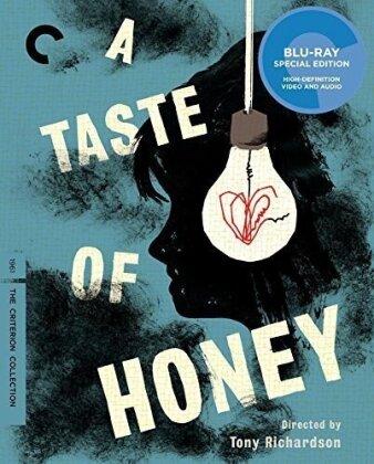 A Taste of Honey (1961) (4K Mastered, n/b, Criterion Collection)