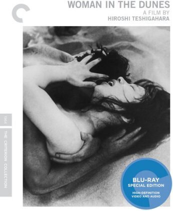 Woman in the Dunes (1964) (s/w, Criterion Collection)