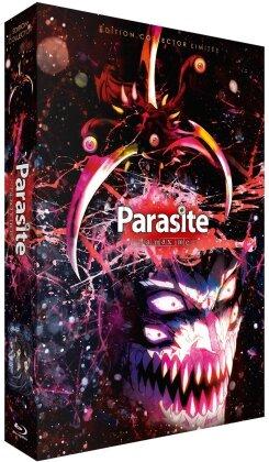 Parasite - La Maxime - Intégrale de la série (Limited Collector's Edition, 4 DVDs + 3 Blu-rays + CD)