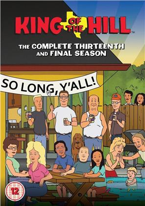King of the Hill - Season 13 (3 DVDs)