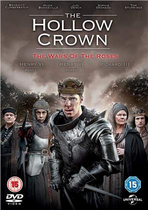 The Hollow Crown - Series 2 (3 DVDs)