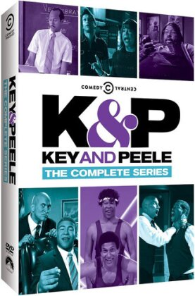 Key & Peele - The Complete Series (6 DVDs)
