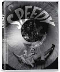 Speedy (1928) (Criterion Collection, s/w)