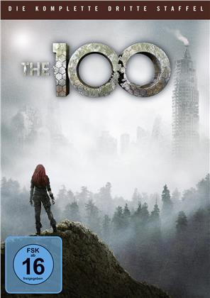 The 100 - Staffel 3 (4 DVDs)