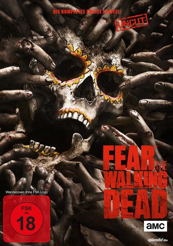 Fear the Walking Dead - Staffel 2 (Uncut, 4 DVDs)