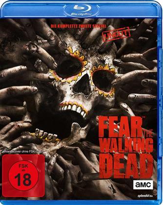 Fear the Walking Dead - Staffel 2 (Uncut, 4 Blu-rays)