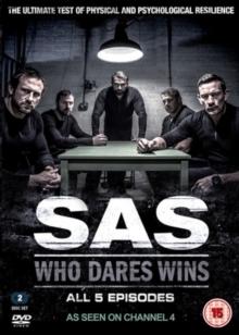 Sas: Who Dares Wins (2 DVDs)