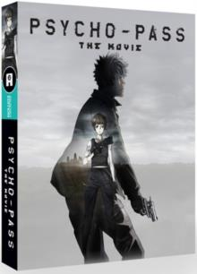 Psycho-Pass - The Movie (2015) (Collector's Edition, DVD + Blu-ray)