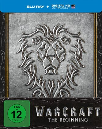Warcraft - The Beginning (2016) (Limited Edition, Steelbook)