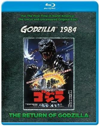 Return Of Godzilla - Return Of Godzilla / (Anam) (1984) (Unzensiert, Uncut)