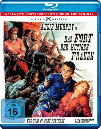 Das Fort der mutigen Frauen (1957) (Classic Western)
