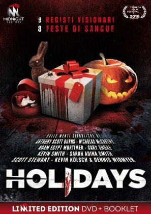 Holidays (2016) (Limited Edition)