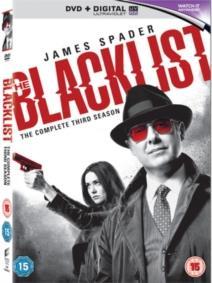 The Blacklist - Season 3 (6 DVD)