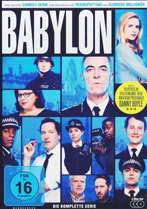 Babylon - Die komplette Serie (3 DVDs)