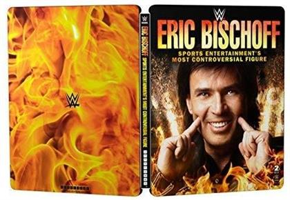 WWE: Eric Bischoff - Sports Entertainment's Most Controversial Figure (Limited Edition, Steelbook, 2 Blu-rays)