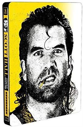 WWE: The Scott Hall Story - Living on a Razor's Edge (Edizione Limitata, Steelbook, 2 Blu-ray)
