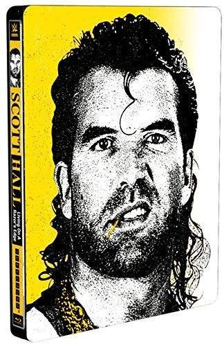 WWE: The Scott Hall Story - Living on a Razor's Edge (Limited Edition, Steelbook, 2 Blu-rays)