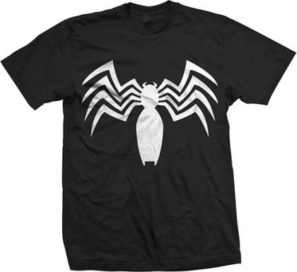 Marvel Comics Unisex Tee - Ultimate Spiderman Venom