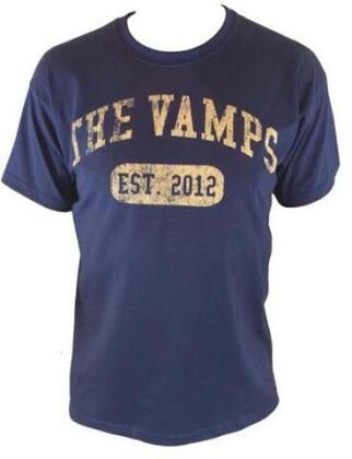 The Vamps Ladies T-Shirt - Team Vamps