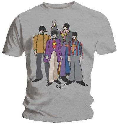 The Beatles Unisex T-Shirt - Yellow Submarine