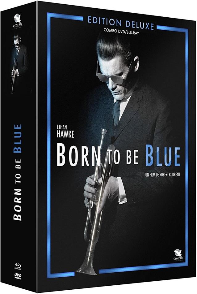 Born to be blue (2015) (Deluxe Edition, Blu-ray + DVD)