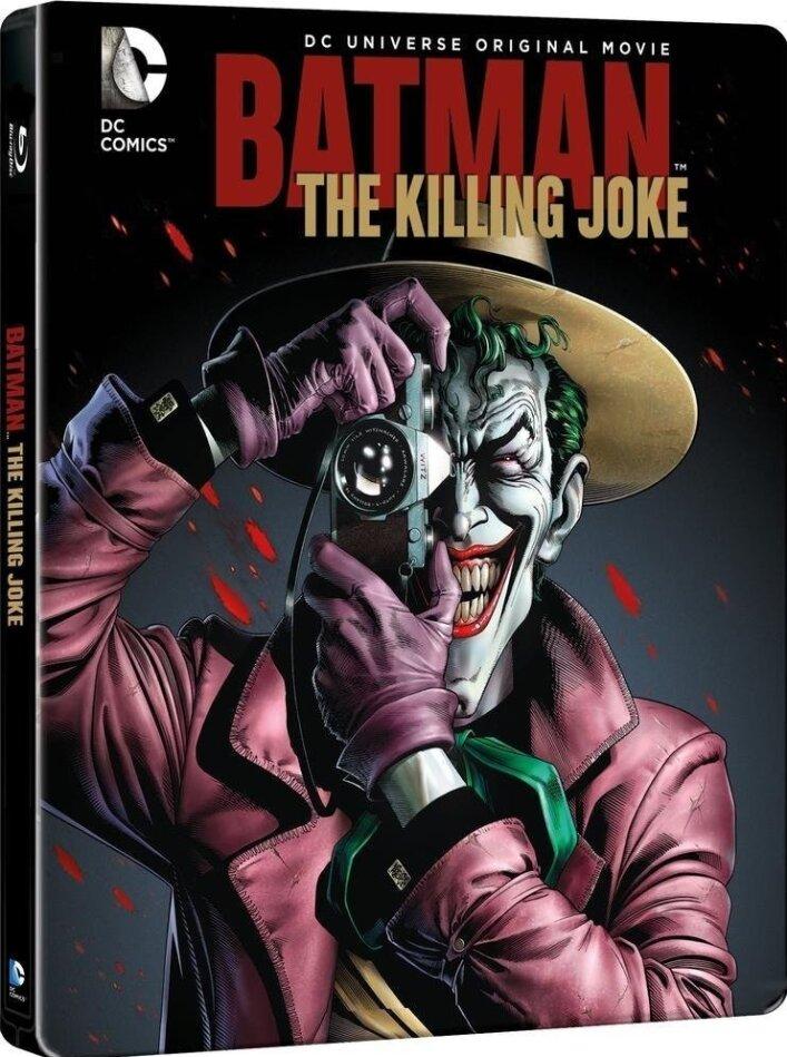 Batman - The Killing Joke (2016) (Steelbook)