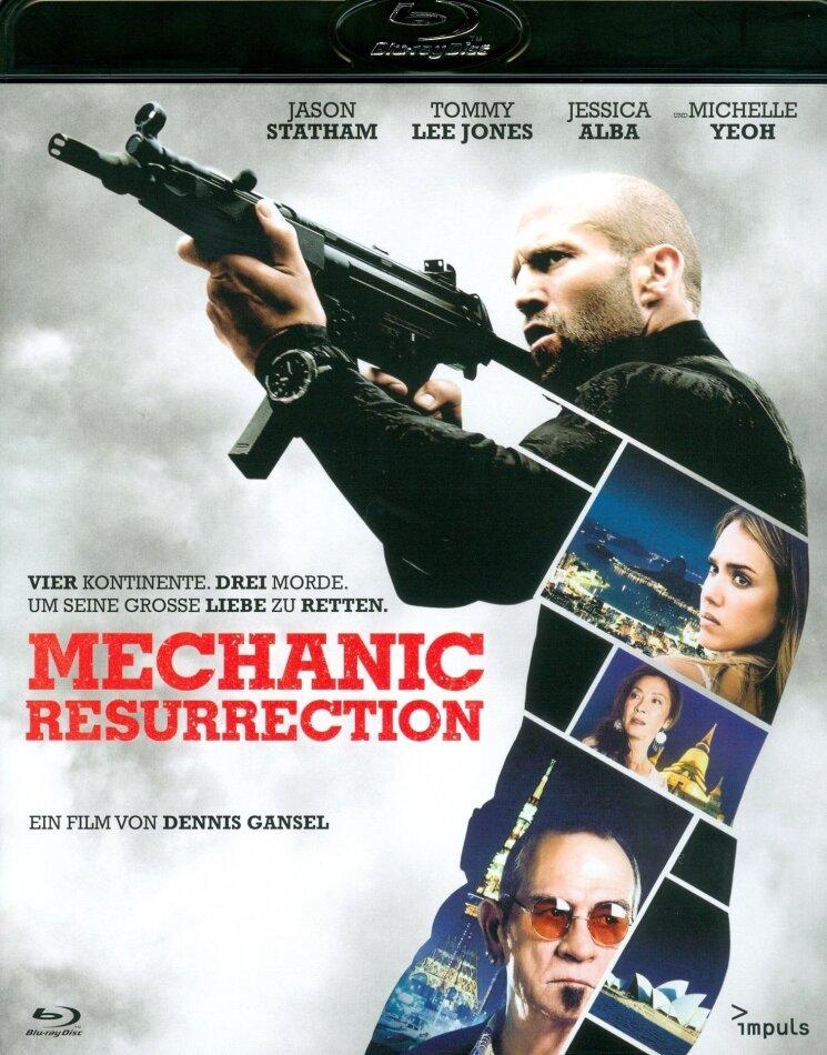 Mechanic 2 - Resurrection (2016)