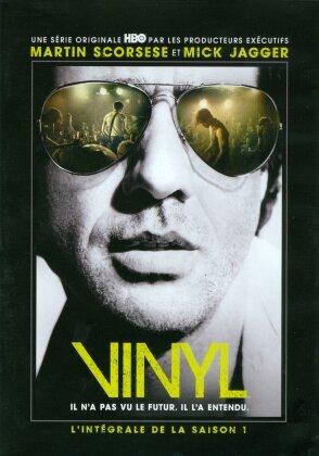 Vinyl - Saison 1 (4 DVDs)