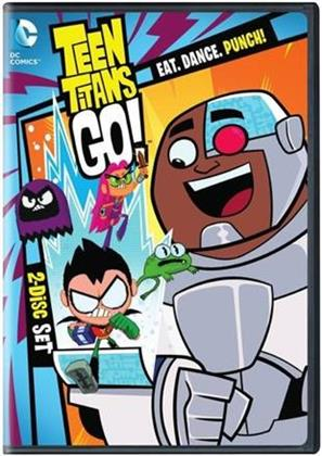 Teen Titans Go! - Season 3.1 (2 DVDs)