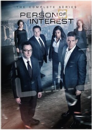 Person of Interest - The Complete Series: 1-5 (8 DVDs)