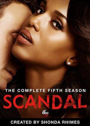 Scandal - Season 5 (5 DVDs)