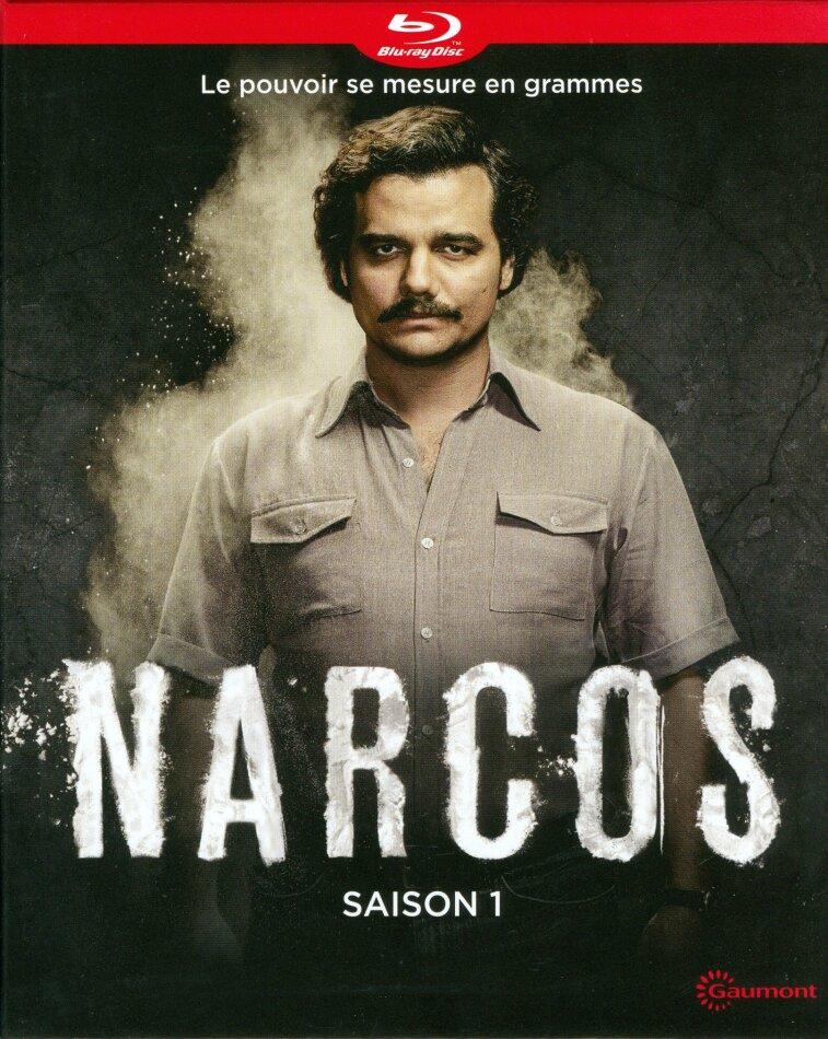 Narcos - Saison 1 (4 Blu-rays)