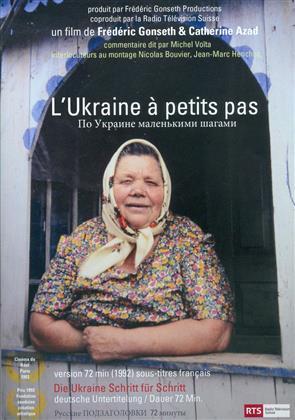 L'Ukraine à petits pas