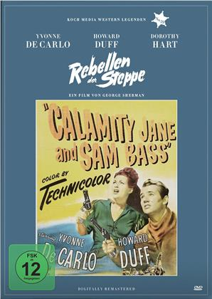 Rebellen der Steppe (1949) (Western Legenden, Digibook)