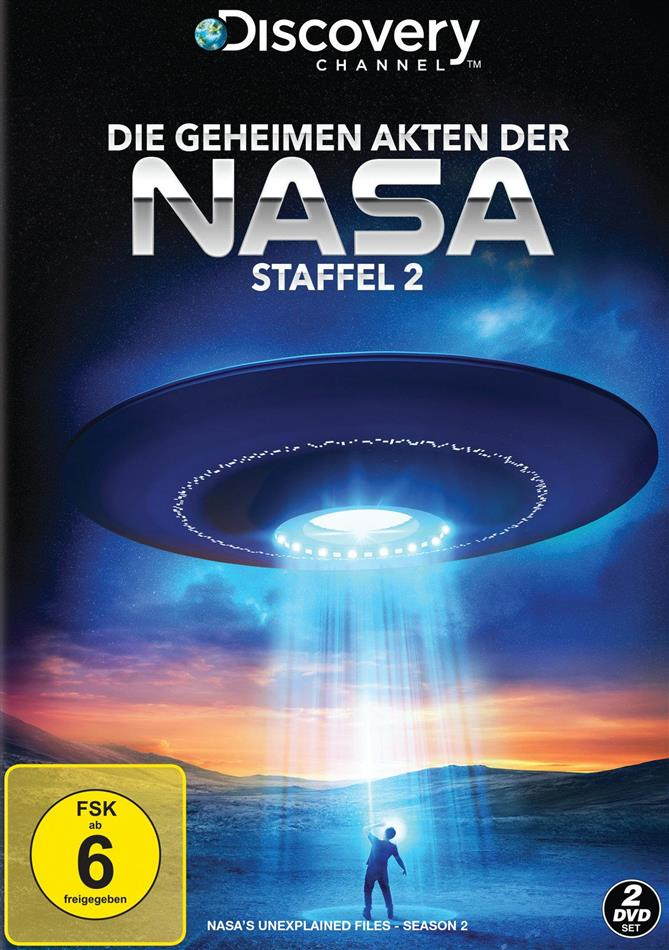 Die geheimen Akten der NASA - Staffel 2 (Discovery Channel, 2 DVDs)