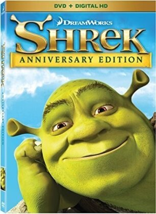 Shrek (2001) (Anniversary Edition)