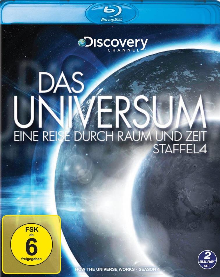 Das Universum - Eine Reise durch Raum und Zeit - Staffel 4 (Discovery Channel, 2 Blu-rays)