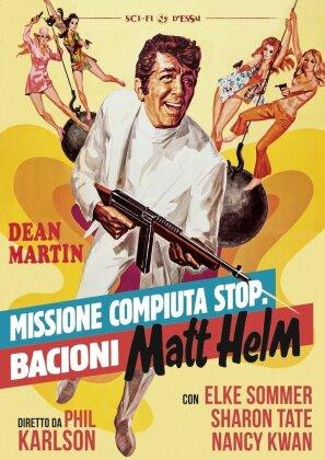 Missione compiuta stop. Bacioni Matt Helm (1968) (Sci-Fi d'Essai, Riedizione)