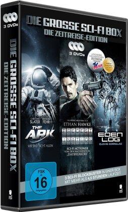 Die Grosse Sci-Fi Box (Die Zeitreise-Edition, 3 DVDs)