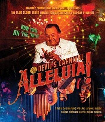 Alleluia! - The Devil's Carnival (2016) (Edizione Limitata, Blu-ray + DVD)