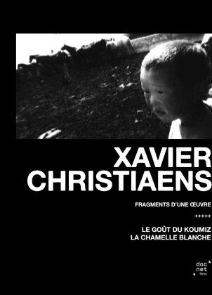Xavier Christiaens - Fragments d'une oeuvre - Le goût du Koumiz / La chamelle blanche (s/w, 2 DVDs)