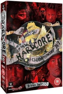 WWE: The History Of The Hardcore Championship 24:7 (3 DVDs)