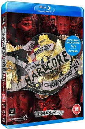 WWE: The History Of The Hardcore Championship 24:7 (2 Blu-rays)