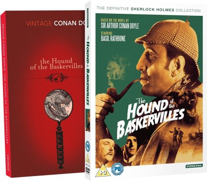The Hound Of The Baskervilles (1939) (n/b, DVD + Libro)
