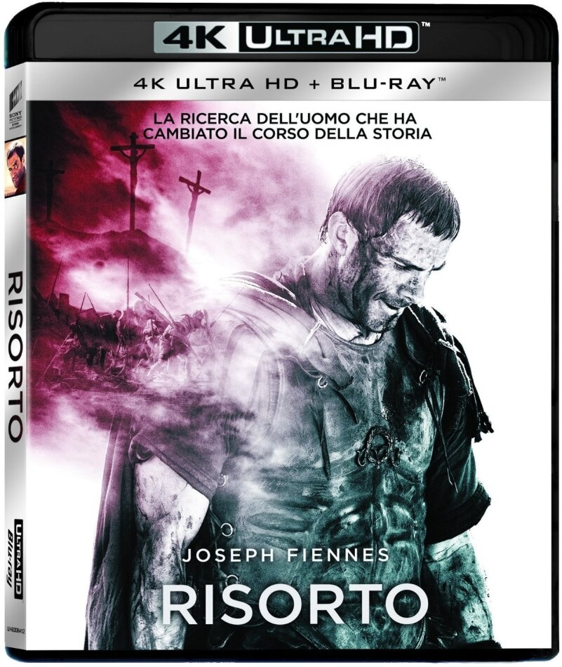 Risorto (2016) (4K Ultra HD + Blu-ray)