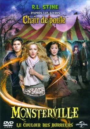 Monsterville - Le couloir des horreurs (2015)